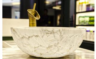 Customized Satvario Marble Sink