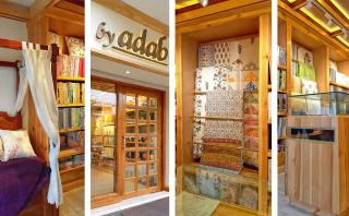 Interiors of BY ADAB Greater Kailash-I Store