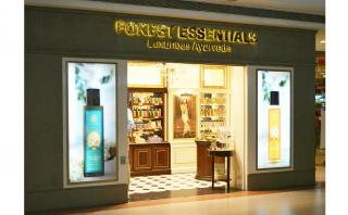 Forest Essentials Store, Select City Walk, Salket New Delhii, India