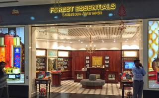 Forest Essentials Store, Lulu Mall, Kochi, India